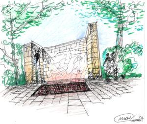 Gates of Life - Sketch-4-21